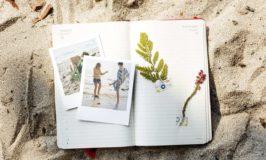 Wie man ein Reisetagebuch schreibt.