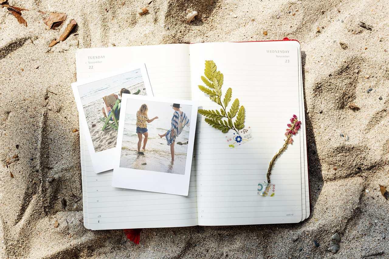 Das Reisetagebuch